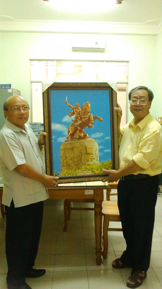 Hội Xây dựng tổ chức chuyến tham quan, giao lưu tại Sở Xây dựng - Hội Xây dựng Ninh Thuận và Sở Xây dựng - Hội Xây dựng Bình Thuận