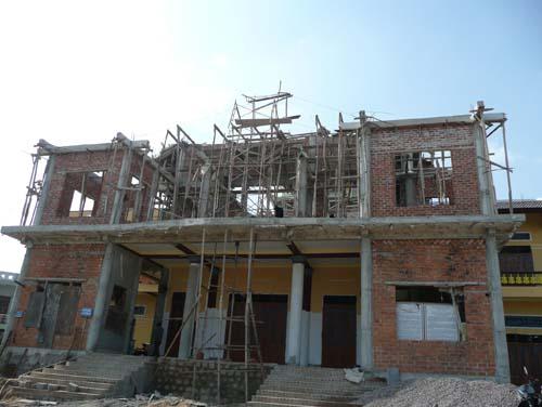 Chỉ thị của Bộ Xây dựng về bảo đảm an toàn trong thi công xây dựng công trình