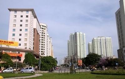 Mô hình phát triển nhà ở tại khu vực đô thị và nông thôn ngày càng được cải thiện. Ảnh: Vũ Anh